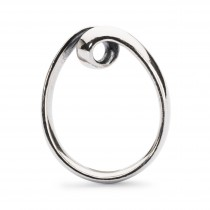 Trollbeads - Neverending Ring - Size 53. TAGRI-00263