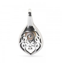 Trollbeads - Soft Wind of Change Pendant. TAGPE-00059