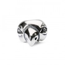 Trollbeads - Lucky Parrot. TAGBE-20062