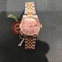 Pre- owned Rolex Datejust