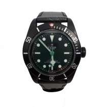 PRE OWNED TUDOR Heritage Black Bay Dark