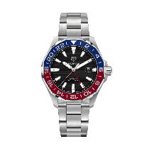 PRE-OWNED TAG HEUER AQUARACER  CALIBRE 7 GMT