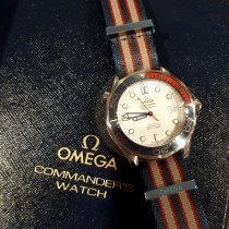 "OMEGA SEAMASTER DIVER LTD ED ""COMMANDER'S WATCH"""