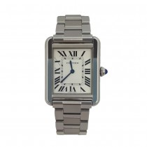 PRE OWNED CARTIER TANK SOLO