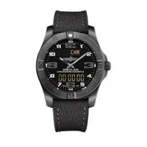 PRE-OWNED BREITLING AEROSPACE EVO BLACK TITANIUM