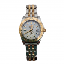 PRE OWNED Breitling Galactic 36 Automatic