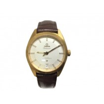 PRE OWNED OMEGA CONSTELLATION GLOBEMASTER