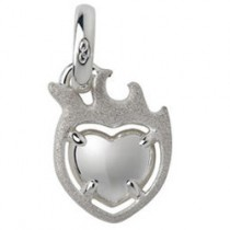 Links of London Heart on Fire Charm 5030.1783