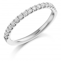 DIAMOND HALF ETERNITY RING HET1023