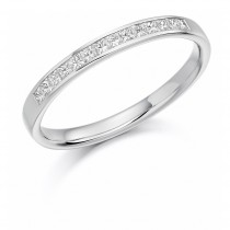 DIAMOND HALF ETERNITY RING HET1174