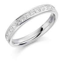 DIAMOND HALF ETERNITY RING HET1301