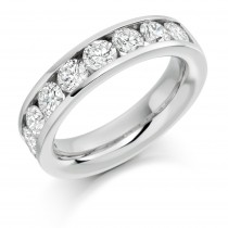 DIAMOND HALF ETERNITY RING HET1443