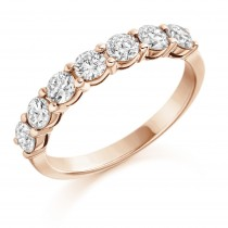 DIAMOND HALF ETERNITY RING HET1494