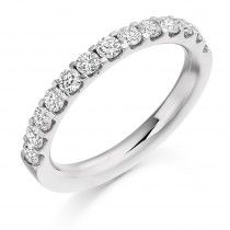 DIAMOND HALF ETERNITY RING HET2005