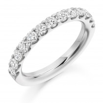 DIAMOND HALF ETERNITY RING HET2057