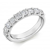 DIAMOND HALF ETERNITY RING HET8931