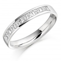 DIAMOND HALF ETERNITY RING HET917