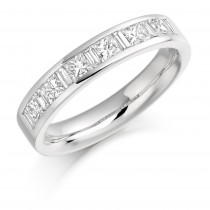 DIAMOND HALF ETERNITY RING HET919