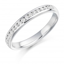 DIAMOND HALF ETERNITY RING HET936