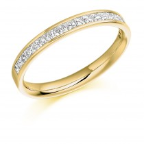 DIAMOND HALF ETERNITY RING HET993