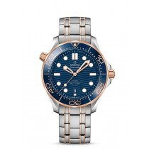 COMING SOON - OMEGA SEAMASTER DIVER 300M OMEGA CO-AXIAL MASTER CHRONOMETER 42 MM