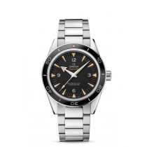 OMEGA SEAMASTER 300 MASTER CO-AXIAL 41 MM 233.30.41.21.01.001 Steel on steel