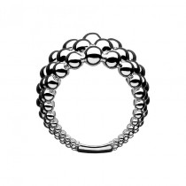 Links of London - Effervescence Sterling Silver Bubble Ring