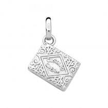 Links of London - Sterling Silver Custard Cream Charm