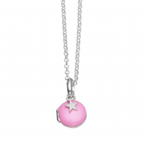 Molly Brown large pink Lulu locket.