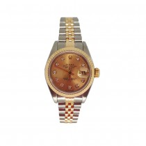 PRE OWNED ROLEX DATEJUST LADIES