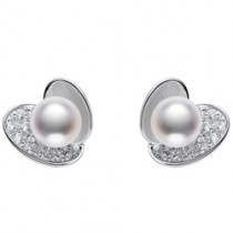 Mikimoto 'Wonder' Stud Earrings